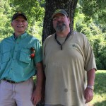 Melton Hill July 25, 2015 4th. Place ….Captain Randy Jackson, Bob Biscay